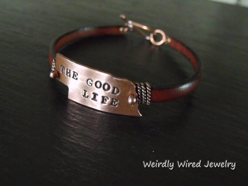 NE Bracelet - THE GOOD LIFE