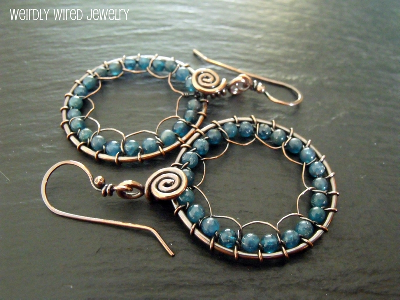 Copper and Apatite Hoops
