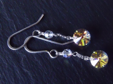 Swarovski Sparkle Earrings