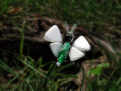 Triangle Green Bug