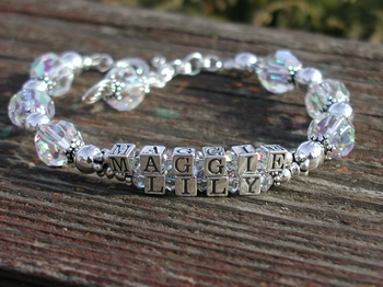 Bling Mother's Bracelet