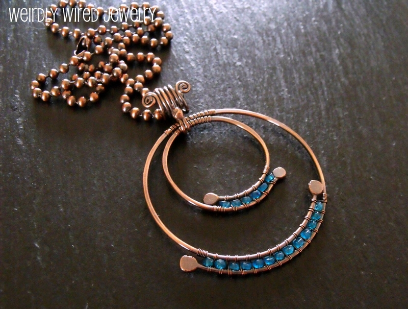 Copper and Apatite Circles