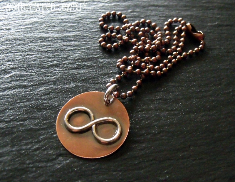 Copper Charm, Silver Infinity
