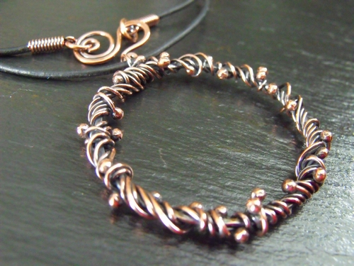 Copper Vine Circle