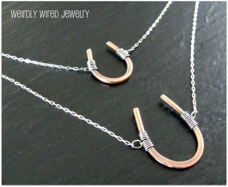 Horse Shoe Necklaces