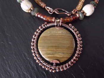 Itasy Jasper Necklace