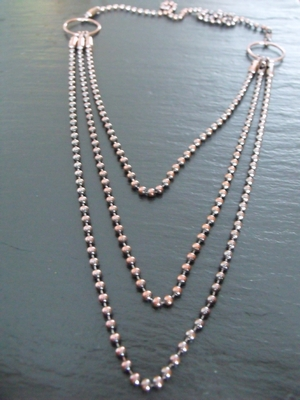 Lovely Layers Ball Chain Necklace