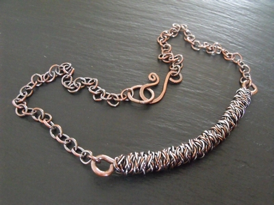Super Twist Necklace