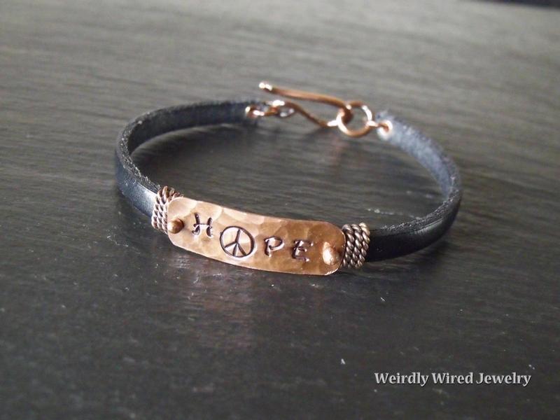 Hoping for Peace Bracelet