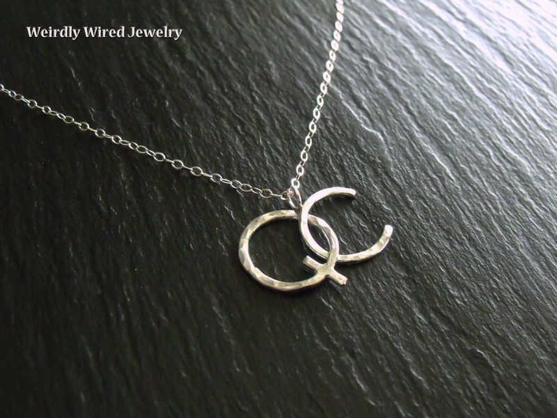 Custom Initials Necklace