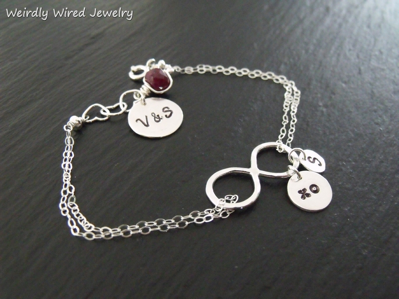 Infinity Wedding Bracelet BP